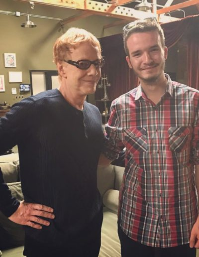 Danny Elfman & Borrtex